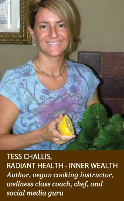 tess challis author